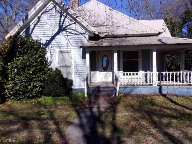 522 College St, Royston, GA 30662 (MLS #8720164) :: The Heyl Group at Keller Williams