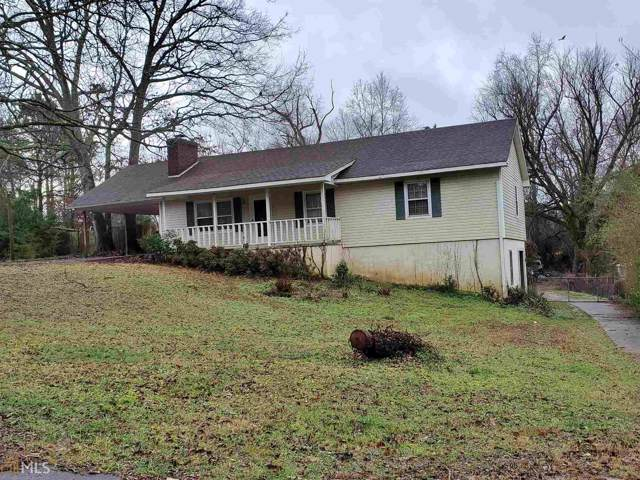 4603 Hiawatha Dr, Gainesville, GA 30506 (MLS #8720213) :: Buffington Real Estate Group
