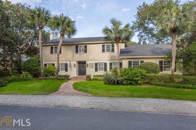224 W 10th St, Sea Island, GA 31561 (MLS #8720231) :: Team Cozart