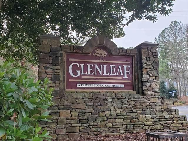601 Glenleaf Dr, Peachtree Corners, GA 30092 (MLS #8720289) :: Athens Georgia Homes