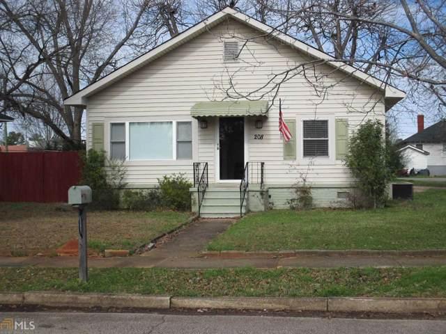 208 Fifth Ave, Thomaston, GA 30286 (MLS #8720330) :: Rettro Group