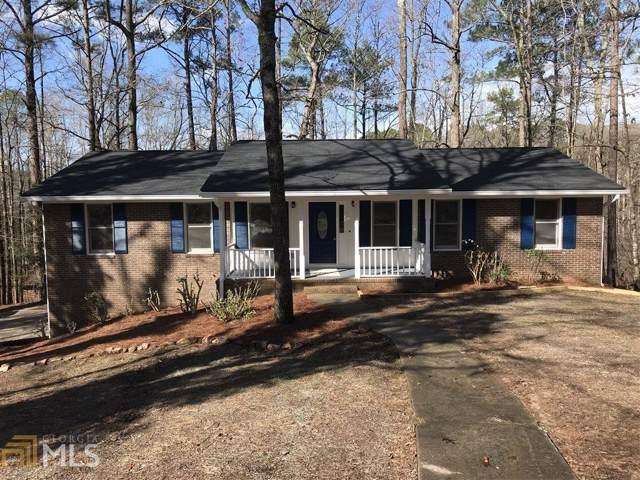 100 Sara Cove, Fayetteville, GA 30214 (MLS #8720369) :: Rettro Group