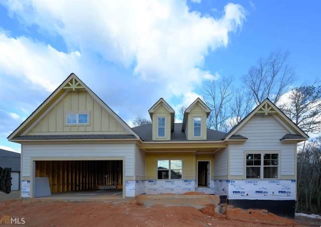 1204 Creekside Ln #38, Monroe, GA 30655 (MLS #8720587) :: Bonds Realty Group Keller Williams Realty - Atlanta Partners