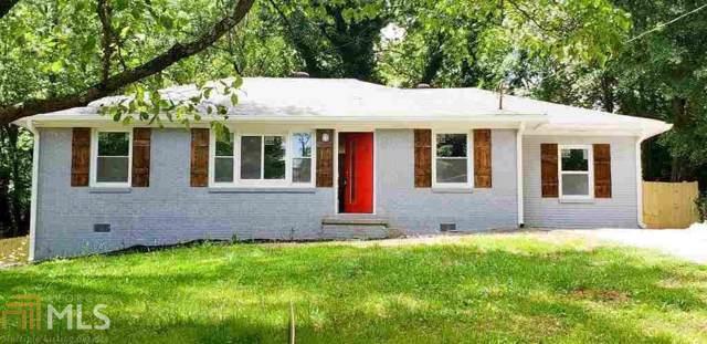 1927 Vicki Ln, Atlanta, GA 30316 (MLS #8720606) :: Buffington Real Estate Group