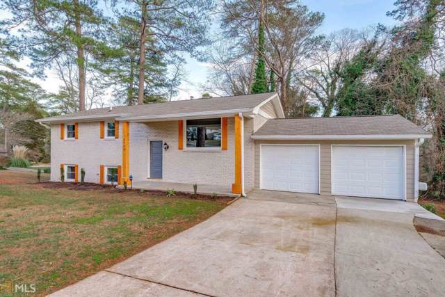 2772 Williamsburg Way, Decatur, GA 30034 (MLS #8720630) :: Team Reign