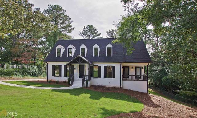 3258 Cochise Dr, Atlanta, GA 30339 (MLS #8720696) :: Bonds Realty Group Keller Williams Realty - Atlanta Partners
