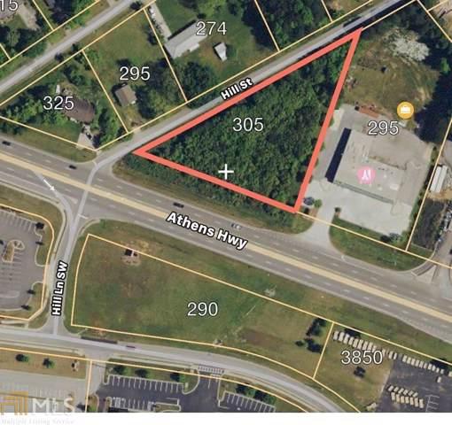 305 Athens Highway, Loganville, GA 30052 (MLS #8720708) :: Buffington Real Estate Group
