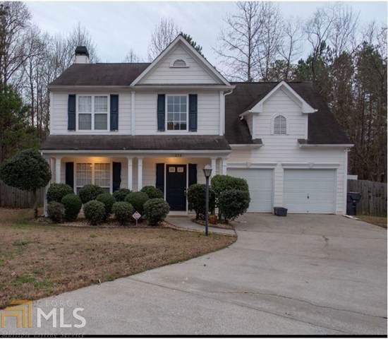 370 Manor Glen Drive, Suwanee, GA 30024 (MLS #8720728) :: Bonds Realty Group Keller Williams Realty - Atlanta Partners