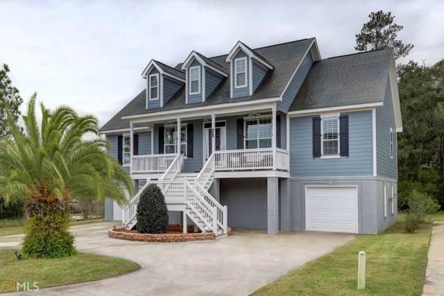 117 Brevard Point Rd, Savannah, GA 31410 (MLS #8720759) :: Athens Georgia Homes