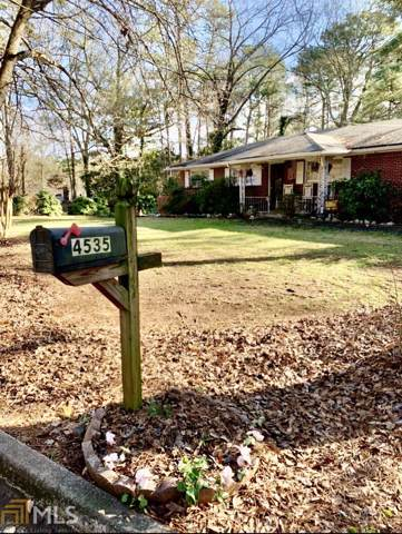 4535 Highland Rd, Decatur, GA 30035 (MLS #8720767) :: RE/MAX Eagle Creek Realty