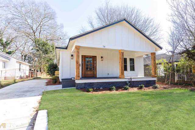 74 Whitefoord Avenue, Atlanta, GA 30317 (MLS #8720887) :: Athens Georgia Homes