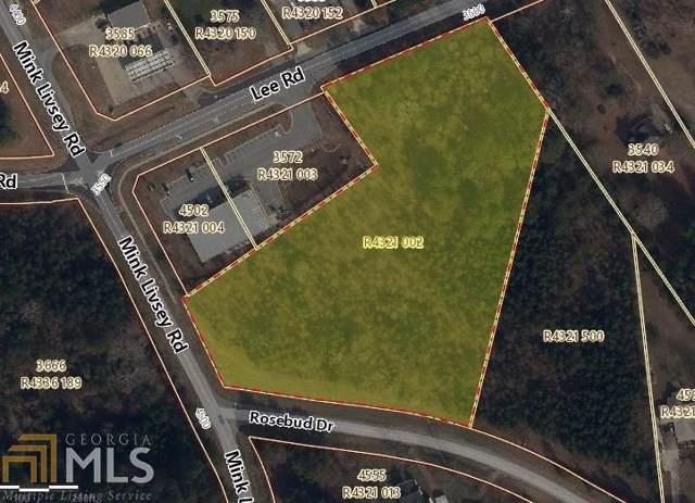 0 Rosebud Dr 8.48 Ac, Snellville, GA 30039 (MLS #8720939) :: Buffington Real Estate Group