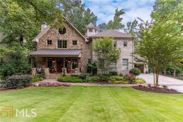15 Lake Forrest Ln, Atlanta, GA 30342 (MLS #8720972) :: Bonds Realty Group Keller Williams Realty - Atlanta Partners