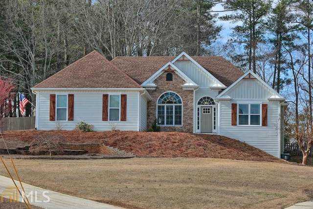 215 Whitestone Drive, Canton, GA 30115 (MLS #8720990) :: Athens Georgia Homes