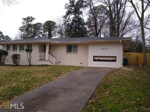 2039 Nichols Lane, Decatur, GA 30032 (MLS #8721002) :: Bonds Realty Group Keller Williams Realty - Atlanta Partners