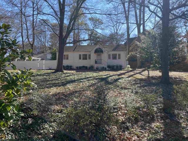 1264 Oldfield Road, Decatur, GA 30030 (MLS #8721029) :: Bonds Realty Group Keller Williams Realty - Atlanta Partners