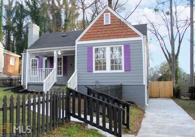 1686 Alvarado Terrace Sw, Atlanta, GA 30310 (MLS #8721089) :: Rettro Group