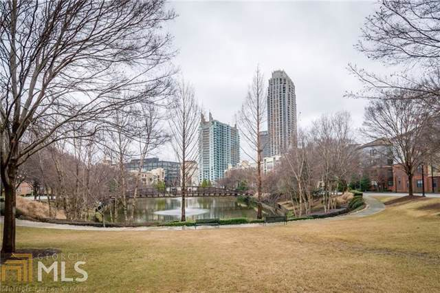 400 17th St #2318, Atlanta, GA 30363 (MLS #8721090) :: Athens Georgia Homes