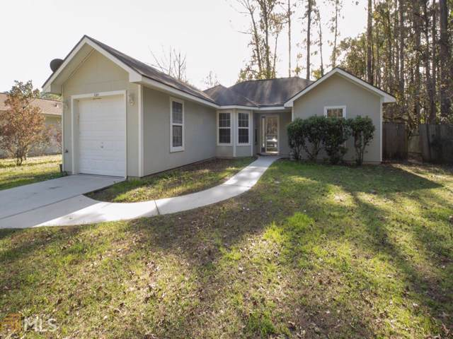 104 Tapique Cir, St. Marys, GA 31558 (MLS #8721113) :: Military Realty