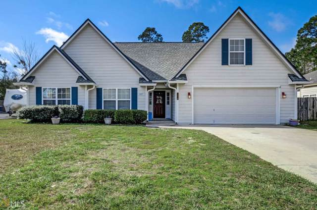 387 Creekside Dr, St. Marys, GA 31558 (MLS #8721157) :: Military Realty