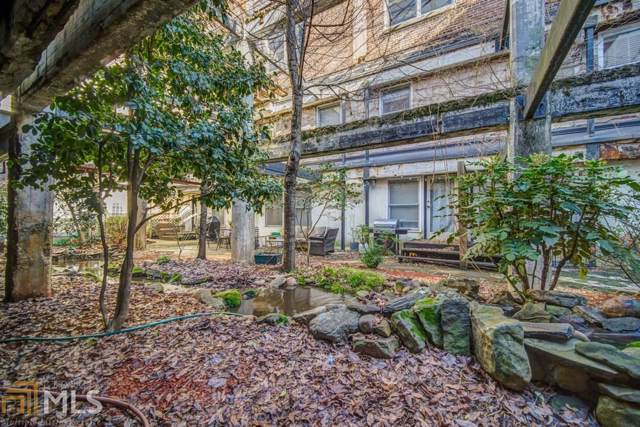 244 Peters Street Sw #24, Atlanta, GA 30313 (MLS #8721176) :: Rettro Group