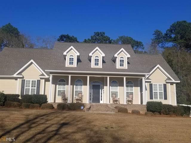 446 Myrtle Crossing Lane, Statesboro, GA 30458 (MLS #8721195) :: RE/MAX Eagle Creek Realty
