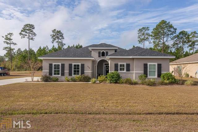 238 Huron Loop, Brunswick, GA 31523 (MLS #8721225) :: The Heyl Group at Keller Williams