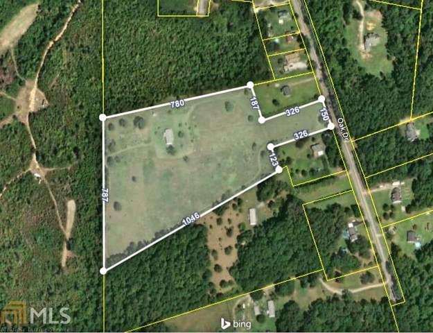 88 Oak Drive, Griffin, GA 30223 (MLS #8721292) :: Rettro Group
