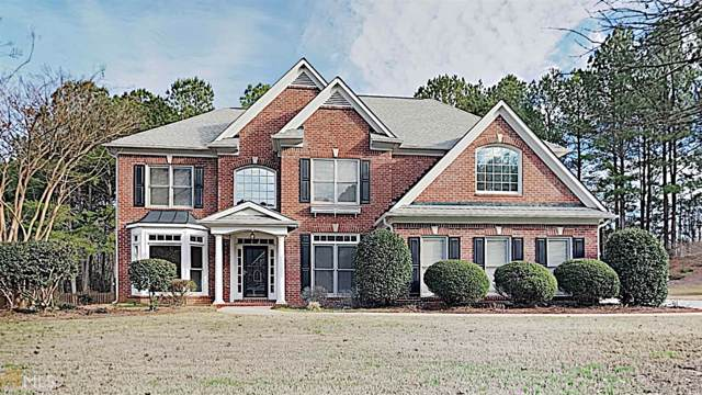 115 Lockmeade Way, Fayetteville, GA 30215 (MLS #8721302) :: Athens Georgia Homes