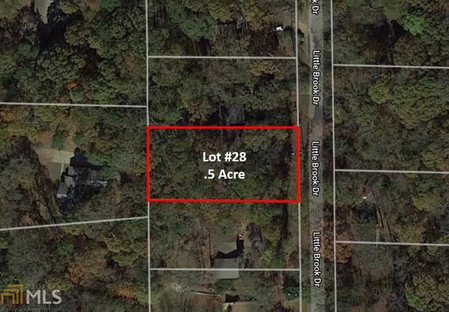 127 Little Brook Dr, Woodstock, GA 30188 (MLS #8721330) :: Bonds Realty Group Keller Williams Realty - Atlanta Partners
