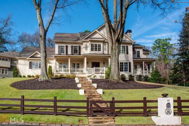 30 Hardeman Rd, Sandy Springs, GA 30342 (MLS #8721344) :: Bonds Realty Group Keller Williams Realty - Atlanta Partners