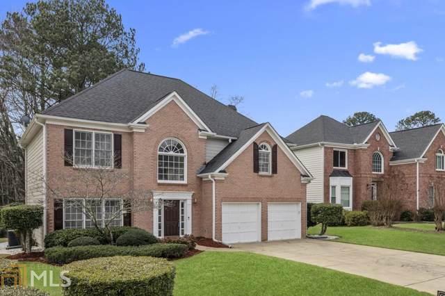 1607 Brentwood Drive, Marietta, GA 30062 (MLS #8721350) :: Rettro Group
