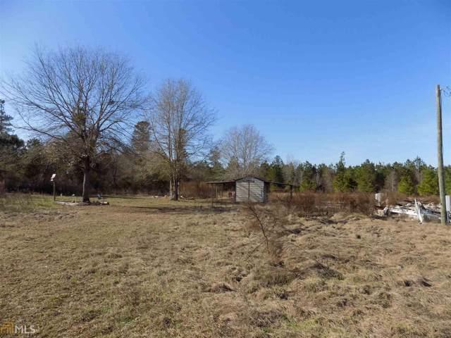 646 Old Scotland Towns Road Lot 17, McRae-Helena, GA 31055 (MLS #8721357) :: RE/MAX Eagle Creek Realty