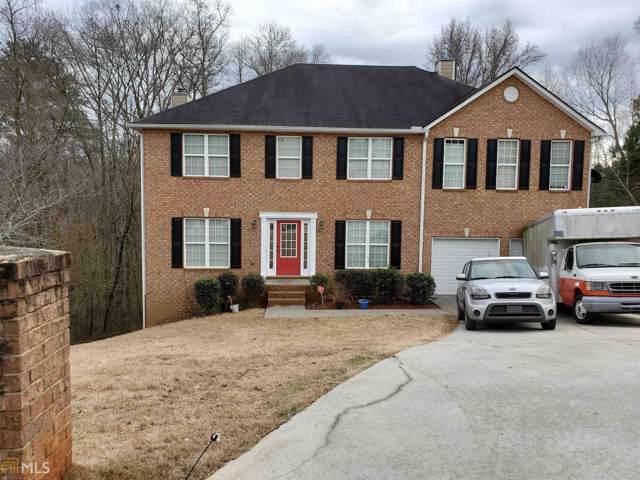 4649 Clark Creek Lane, Ellenwood, GA 30294 (MLS #8721371) :: RE/MAX Eagle Creek Realty
