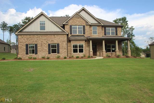 190 Barclay Dr Lot 22 #22, Mcdonough, GA 30252 (MLS #8721376) :: Athens Georgia Homes