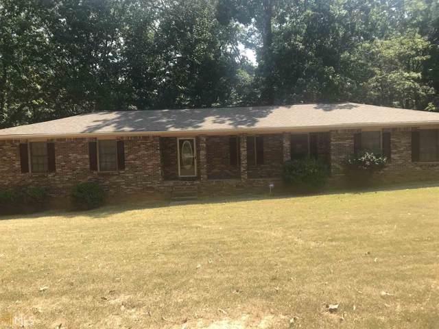 8146 Spivey Road, Jonesboro, GA 30236 (MLS #8721385) :: Buffington Real Estate Group