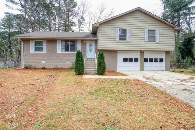 1960 Campfire Dr, Riverdale, GA 30296 (MLS #8721394) :: Crown Realty Group