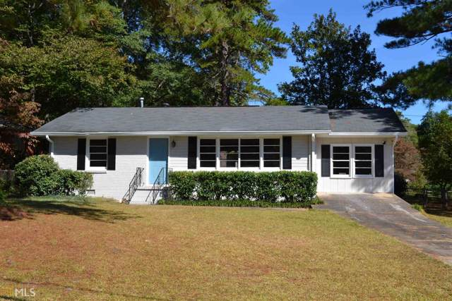 1219 N Valley Brook Rd, Decatur, GA 30033 (MLS #8721398) :: RE/MAX Eagle Creek Realty