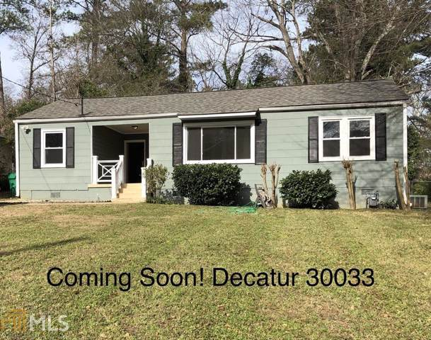 2332 Ava Place, Decatur, GA 30033 (MLS #8721412) :: RE/MAX Eagle Creek Realty