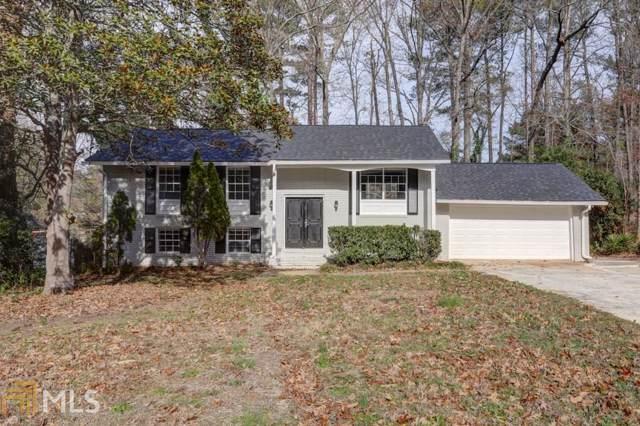 4590 Cedar Ridge, Stone Mountain, GA 30083 (MLS #8721435) :: RE/MAX Eagle Creek Realty