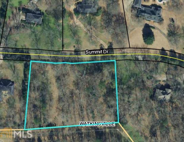 1240 Summit Dr, Watkinsville, GA 30677 (MLS #8721445) :: Rettro Group