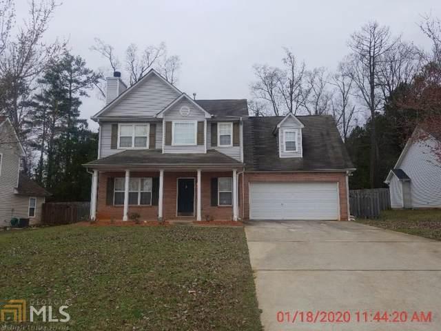 154 Vinings Drive, Mcdonough, GA 30253 (MLS #8721455) :: RE/MAX Eagle Creek Realty