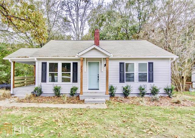 2753 S Highway 92 S, Fayetteville, GA 30215 (MLS #8721470) :: Athens Georgia Homes
