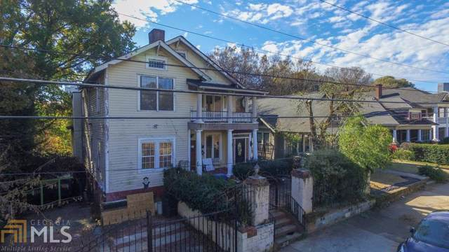 383 Irwin Street Ne, Atlanta, GA 30312 (MLS #8721587) :: The Heyl Group at Keller Williams