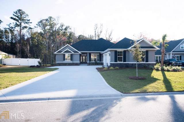 231 Fiddlers Cove Dr, Kingsland, GA 31548 (MLS #8721633) :: Military Realty