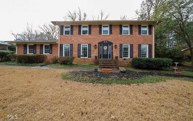240 Cedar Springs Dr, Athens, GA 30605 (MLS #8721680) :: Athens Georgia Homes