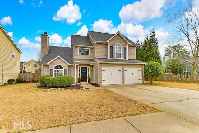 4322 Peach Terrace Nw, Acworth, GA 30101 (MLS #8721719) :: The Durham Team