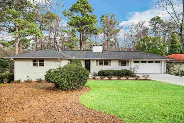 506 Lorell Terrace, Sandy Springs, GA 30328 (MLS #8721731) :: Rettro Group