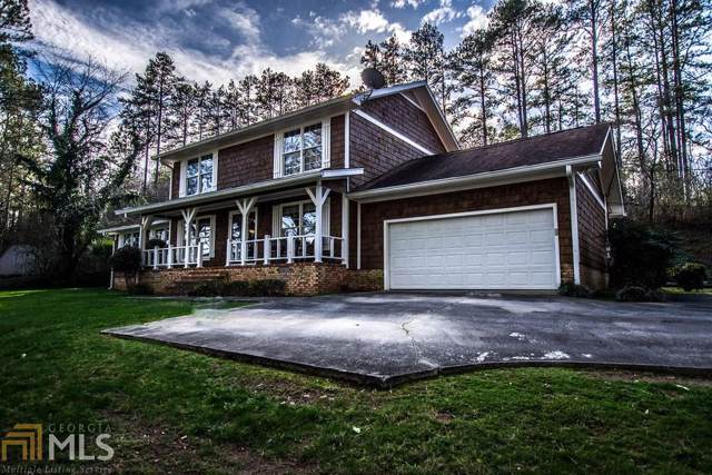 1107 Mathis Rd, Rome, GA 30161 (MLS #8721747) :: The Realty Queen Team
