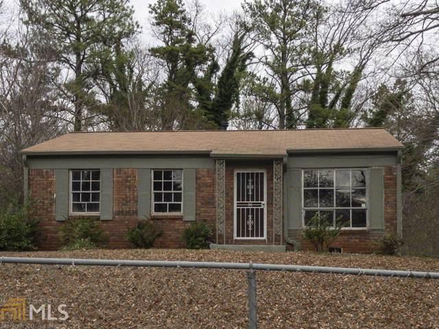 890 Grange Ct, Atlanta, GA 30315 (MLS #8721862) :: Buffington Real Estate Group